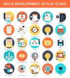 SEO and Development Stock Image