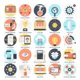 SEO e sviluppo Immagine Stock