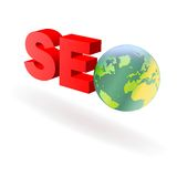 SEO_globe Stock Photos
