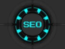 SEO icon Stock Photography