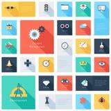 SEO icons Stock Photos