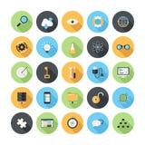 Seo icons Stock Image