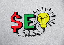 Seo Idea SEO Search Engine Optimization Royalty Free Stock Images
