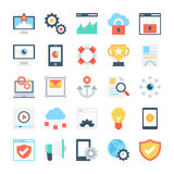SEO and Marketing Vector Icons 5. Here is a set of SEO and Marketing Vector Icons. Perfect for use in Website, Presentation, Marketing Agency Services and Stock Photos