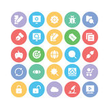 SEO and Marketing Vector icons 1 Stock Photos