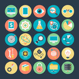 SEO and Marketing Vector Icons 1. Here is useful and trendy SEO and Marketing, Hope you can find a great use for them in search engine, online marketing, online Royalty Free Stock Photos