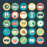SEO and Marketing Vector Icons 4 Stock Image