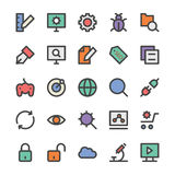 SEO and Marketing Vector Icons 1 Stock Photography
