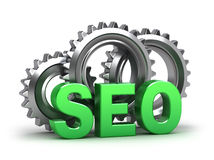SEO - Optimisation de Search Engine Image libre de droits
