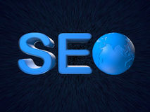 Seo optimization Royalty Free Stock Photo