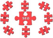 Seo optimization Royalty Free Stock Photo