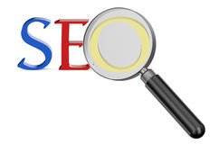 SEO search concept Royalty Free Stock Image