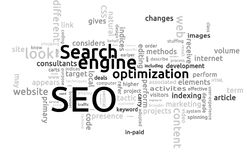SEO - Search engine optimization Royalty Free Stock Photos