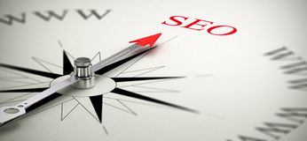 SEO - Search Engine Optimization Stock Photography