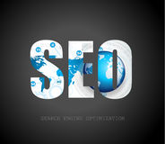 SEO Search engine optimization concept Stock Photos