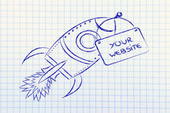 SEO, search engine optimization Stock Photo