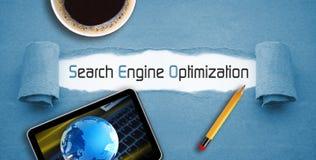 SEO Search Engine Optimization Onlinebusiness Onlinemarketing fotografia de stock
