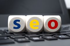 SEO Search Engine Optimization Onlinebusiness Onlinemarketing foto de stock royalty free