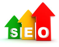 SEO Royalty Free Stock Images