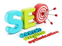 SEO Search engine optimization Stock Photography