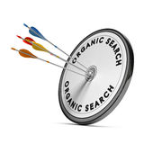 SEO or SEM Concept Royalty Free Stock Images