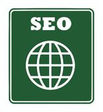 SEO sign Stock Images