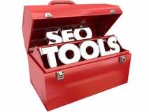 SEO Tools Search Engine Optimimization Website Ranking Traffic Royalty Free Stock Photos