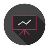 Seo Training-pictogram royalty-vrije illustratie