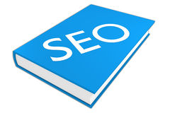 SEO web concept Stock Photography