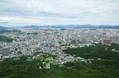 Seoel, Korea. Stock Foto's
