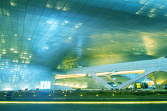 SEOEL, ZUID-KOREA - MAART 15: Het Plein van het Dongdaemunontwerp Stock Fotografie