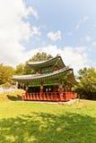 Seojangdae Pavilion of Dongnae castle in Busan, Korea Stock Photography