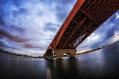 Seongsan Bridge stock photos