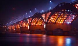 Seongsanbrug Stock Foto's