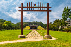 Seonjeongneung Royal Tombs Royalty Free Stock Images