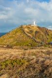 Seopjikoji Mount in Jeju Island, South Korea.  stock photos