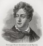 Señor Byron Imagen de archivo