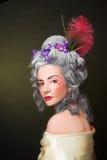 Señora joven Foto de archivo libre de regalías
