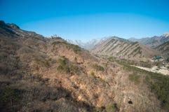 Seoraksan National Park Royalty Free Stock Photo