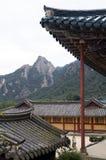 Seoraksan National Park, South Korea Stock Image
