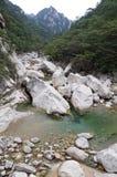 Seoraksan National Park,South Korea Royalty Free Stock Photography