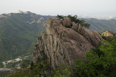 Seoraksan National Park, South Korea Stock Photos
