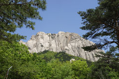 Seoraksan National Park, South Korea Stock Photo