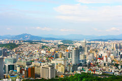 Seoul Royalty Free Stock Images