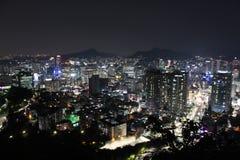 Seoul Royaltyfri Fotografi