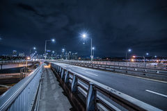 Seoul Bampo road Royalty Free Stock Images
