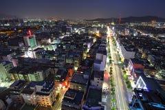 Seoul city, Korea Stock Image