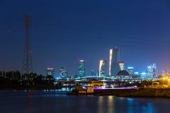 Seoul city Royalty Free Stock Image