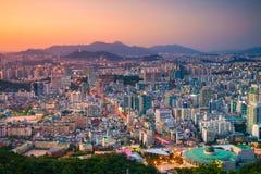 Seoul. Royalty Free Stock Photo