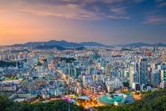 Seoul. Royalty Free Stock Photography